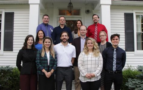 MBS Welcomes 13 New Faculty and Staff to Campus