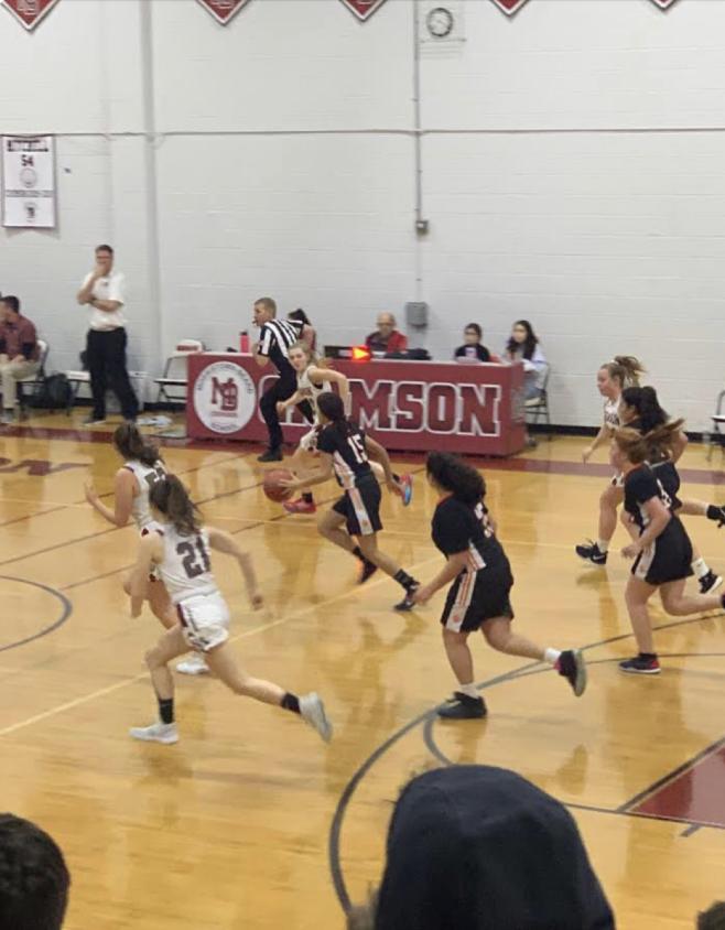 Girls' Basketball 2